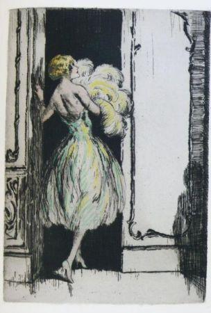 Livre Illustré Icart - L'ingénue libertine