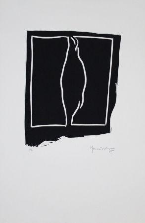 Linogravure Hernandez Pijuan - Linoleum II