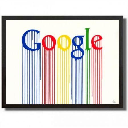 Sérigraphie Zevs - Liquited google