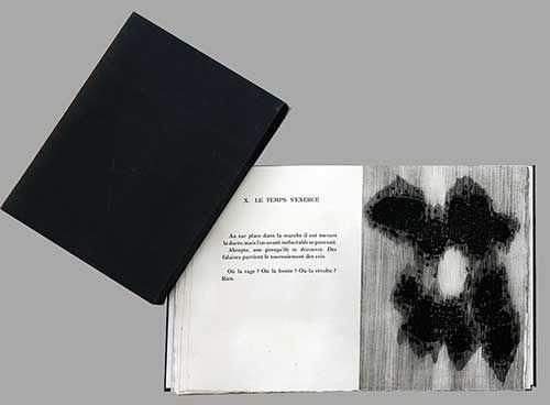 Livre Illustré Ubac - Lisière du devenir