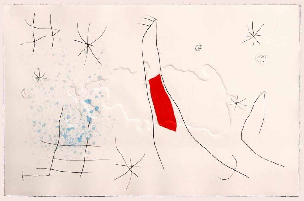 Pointe-Sèche Miró - L'issue dérobée