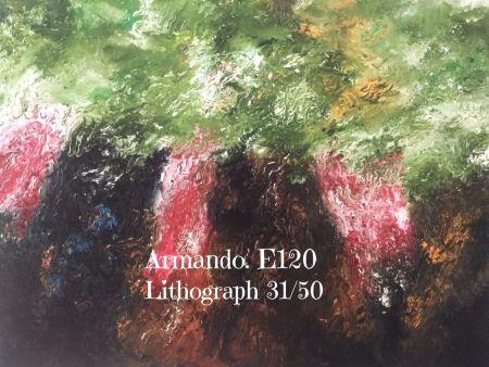 Lithographie Armando - Lithograph