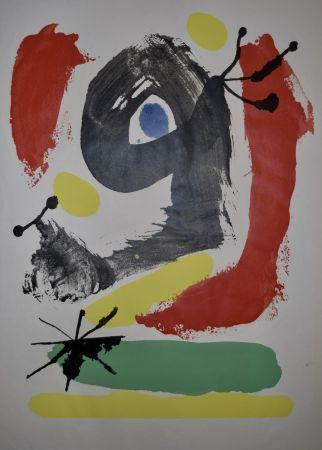 Lithographie Miró - Lithographie