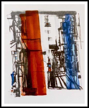 Lithographie Vieira Da Silva - Lithographie originale