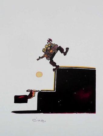 Lithographie Ferzat - Lithographie originale / Original lithograph