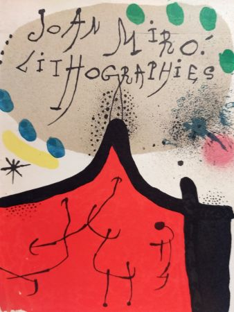 Livre Illustré Miró - Lithographies
