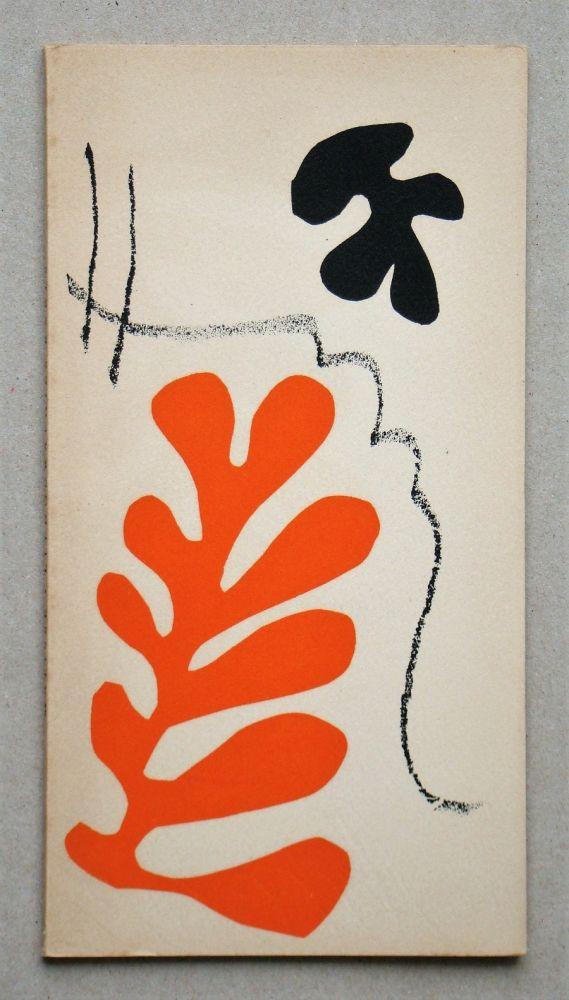 Livre Illustré Matisse - Lithographies Rares