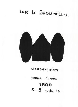 Lithographie Le Groumellec - Lithographies SAGA