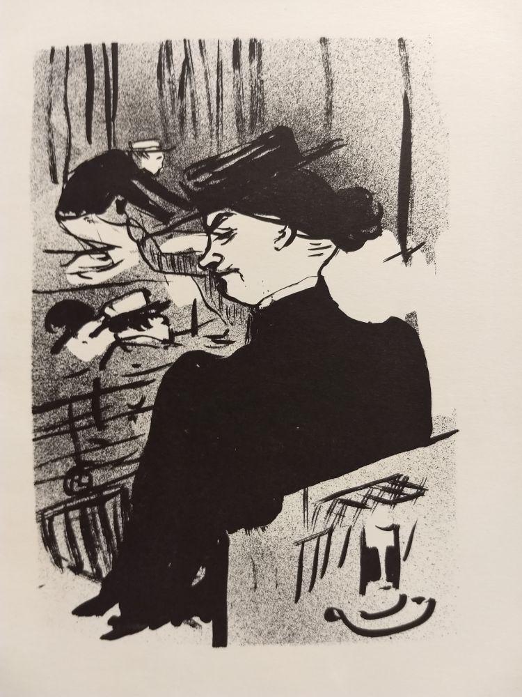 Livre Illustré Toulouse-Lautrec - Lithographs