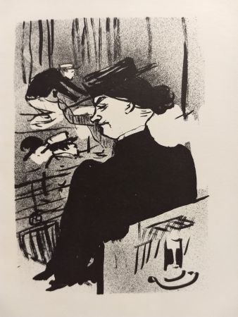 Livre Illustré Toulouse-Lautrec - Lithographs