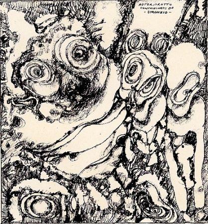Livre Illustré Notari - Litografie