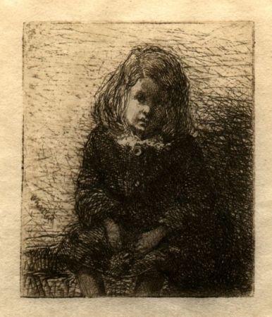 Gravure Whistler - Little Arthur
