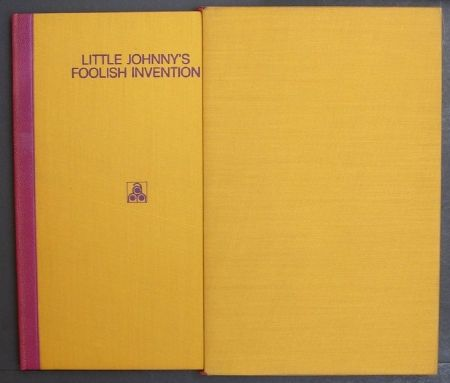 Livre Illustré Valentini - Little Johnny's Foolish Invention
