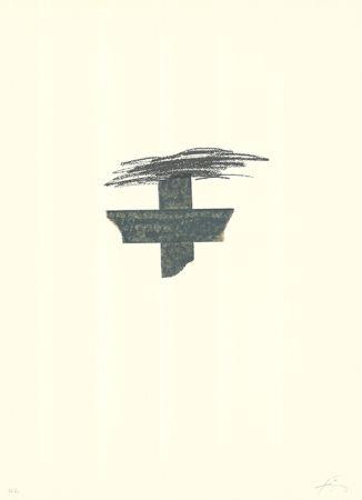 Lithographie Tàpies - Llambrec-1