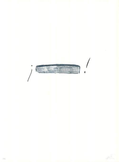 Lithographie Tàpies - Llambrec-4