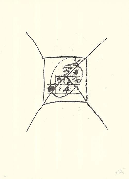 Lithographie Tàpies - Llambrec-9