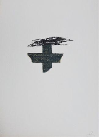 Lithographie Tàpies - LLambrec 1