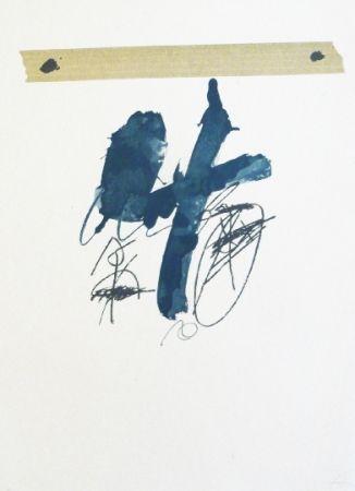 Lithographie Tàpies - Llambrec 15