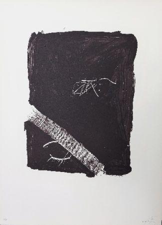 Lithographie Tàpies - LLambrec 5