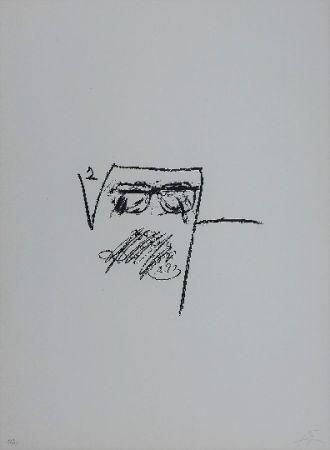 Lithographie Tàpies - LLambrec 6