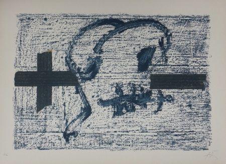 Lithographie Tàpies - LLambrec 7