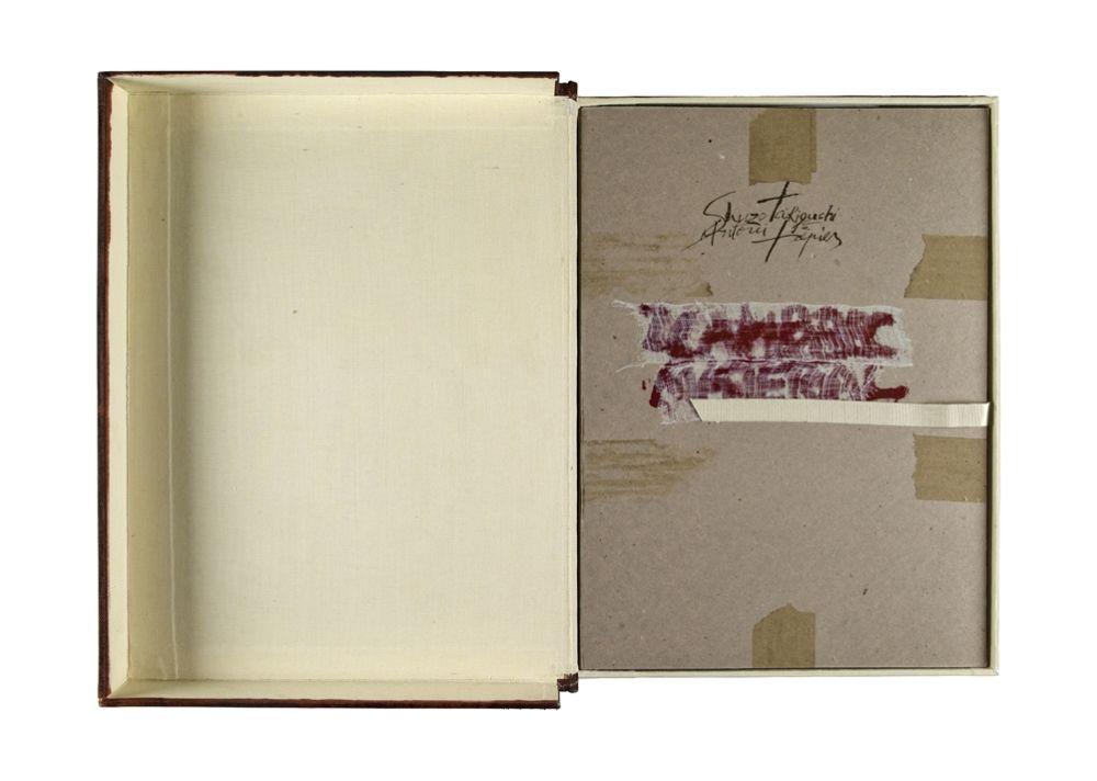 Livre Illustré Tàpies - Llambrec Material