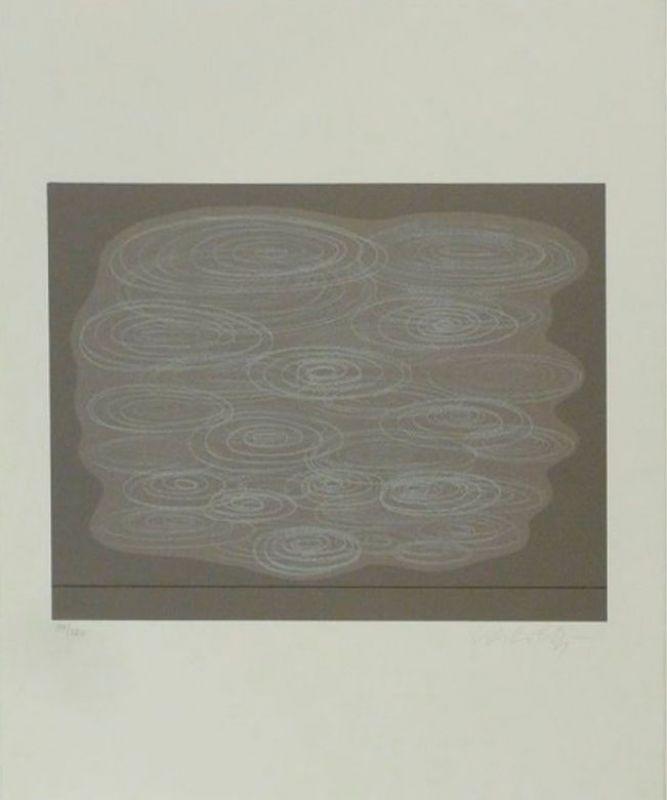 Sérigraphie Vasarely - Locmaria