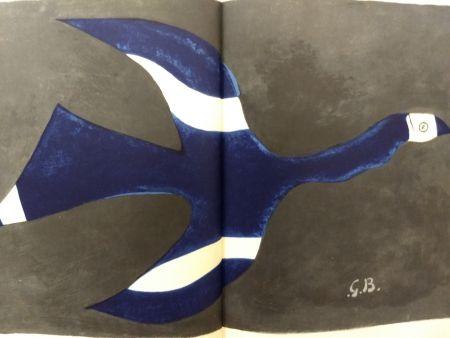 Livre Illustré Braque - L'oeuvre Graphique