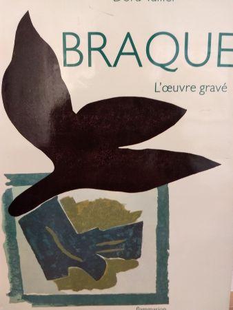 Livre Illustré Braque - L'oeuvre gravé