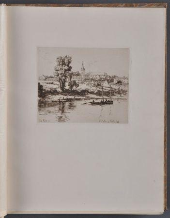 Gravure Bejot - L'oeuvre gravé d'Eugène Béjot (with 3 ORIGINAL ETCHINGS)