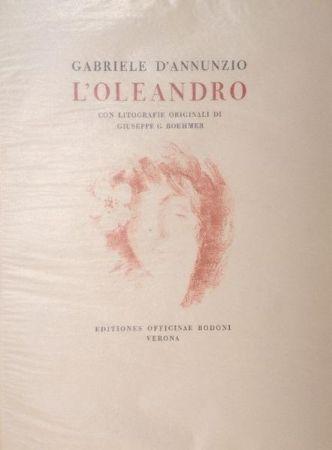 Livre Illustré Boehmer - L'oleandro