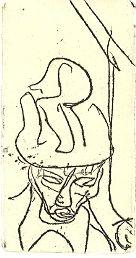 Livre Illustré Bartolini - L'ombra bianca di Luigi Bartolini
