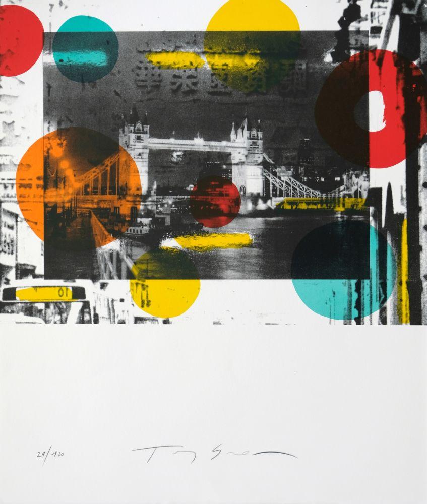 Lithographie Soulie - London