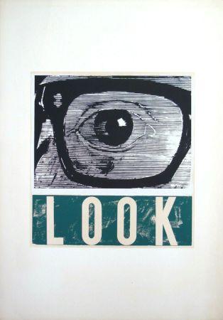 Sérigraphie Tilson - Look