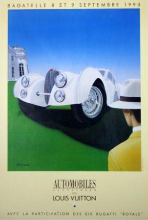 Affiche Razzia - Louis Vuiton Classic L  Parc de Bagatelle