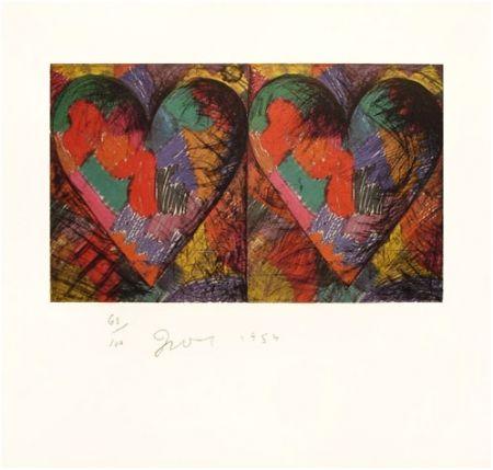 Gravure Dine - Louisiana Hearts (1982)
