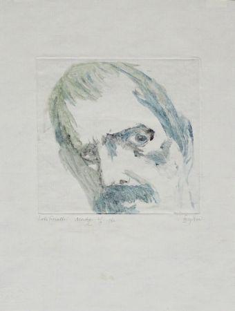 Monotype Baskin - Lovis Corinth