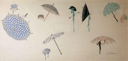 Aucune Technique Lepape - Ls ombrelles