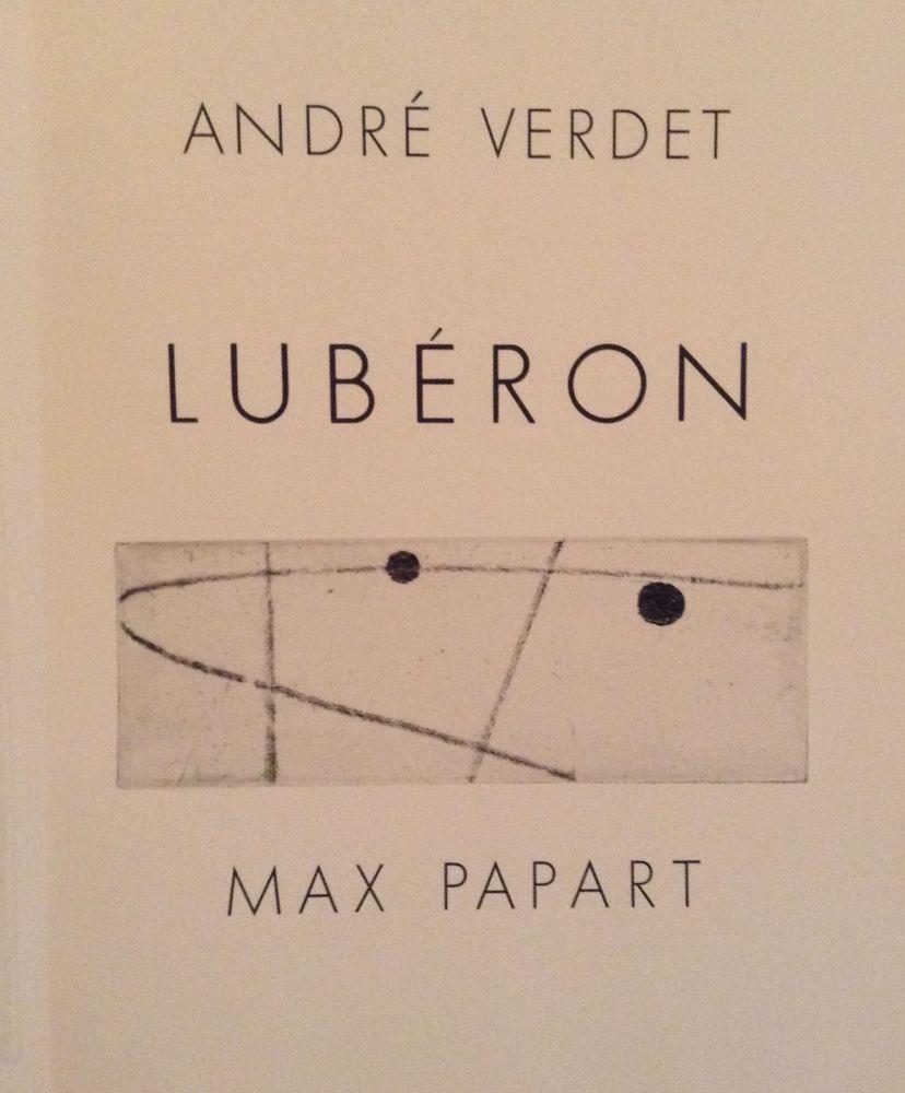 Livre Illustré Papart - Lubéron