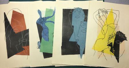 Livre Illustré Laurens - Lucien de Samosate - DIALOGUES (Tériade 1951)