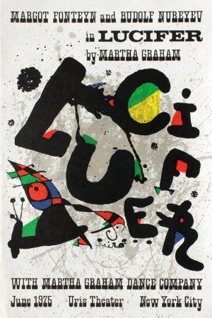 Affiche Miró -