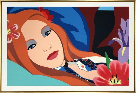 Lithographie Wesselmann -  Lulu (from Metropolitan Fine Art)