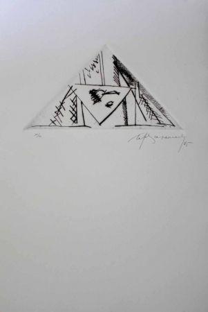 Gravure Ràfols Casamada - Luna Park 2