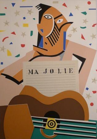 Gravure Equipo Cronica - Ma Jolie