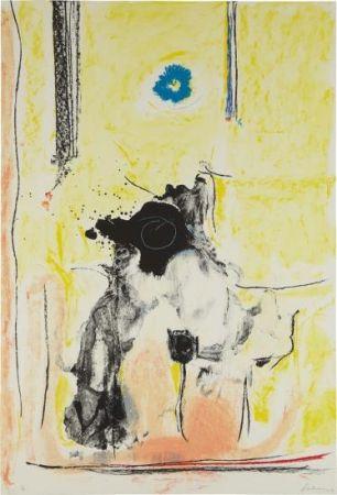 Lithographie Frankenthaler - Madame de Pompadour