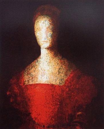 Sérigraphie Lawlor - Madame P