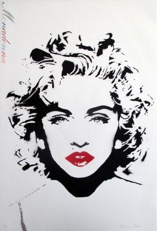 Sérigraphie Bambi - Madonna