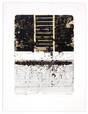 Lithographie Denning - Madrid III