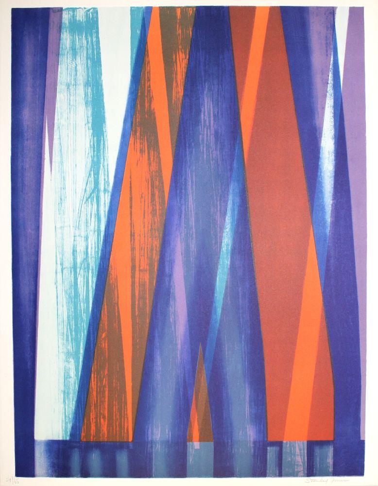 Lithographie Jones - Madron