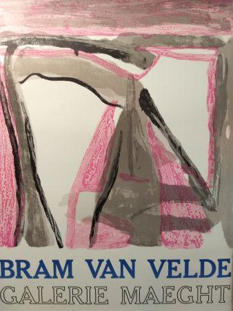 Affiche Van Velde - Maeght